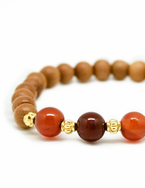 My Intention Chance Mala Bracelet Beads